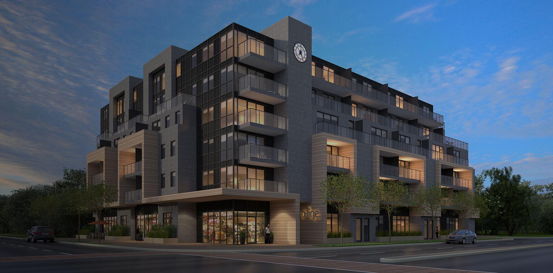 B-Line Condominiums Etobicoke